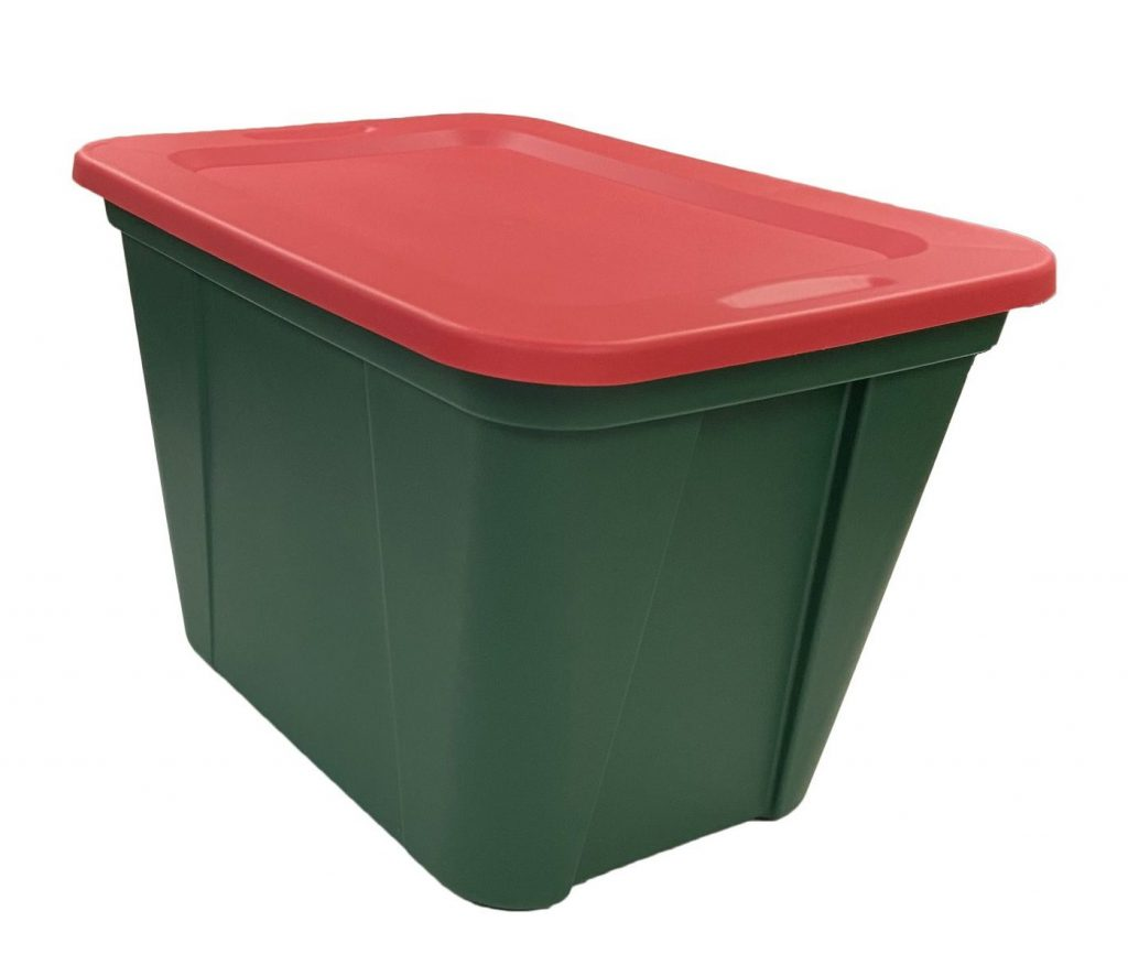 seasonal storage totes, Edge Plastics Inc. Injection Molding Manufacturer