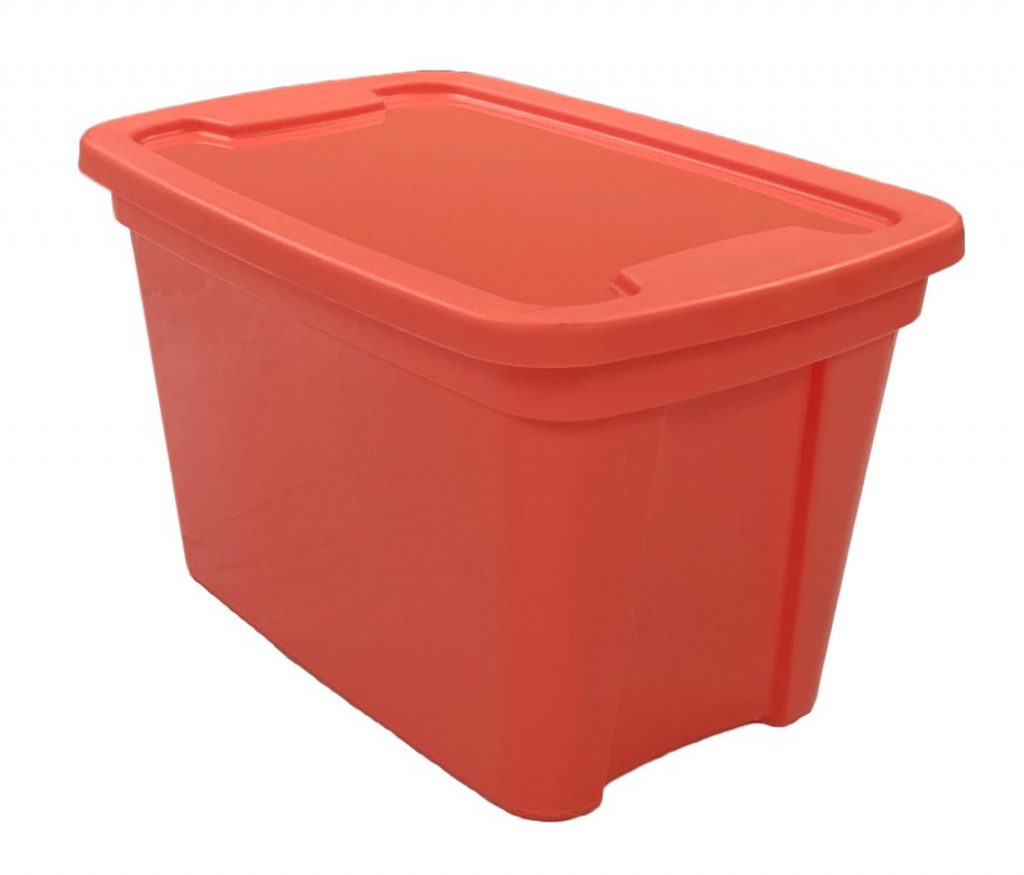 office storage totes, Edge Plastics Inc. Injection Molding Manufacturer, Michigan