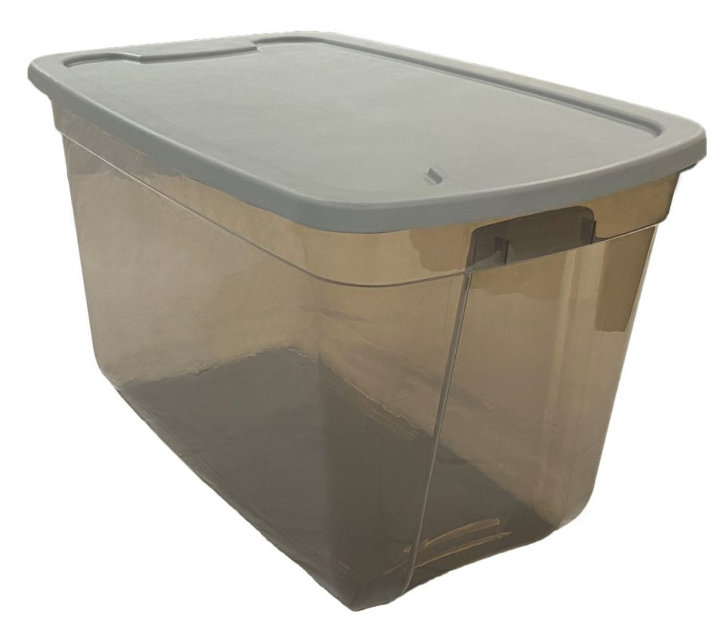 home storage totes, Edge Plastics Inc. Injection Molding Manufacturer, Indiana