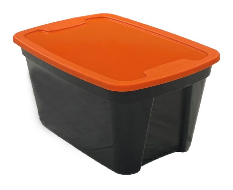 Storage Tote Manufacturing - office storage totes, Edge Plastics Inc. Injection Molding Manufacturer, Ohio
