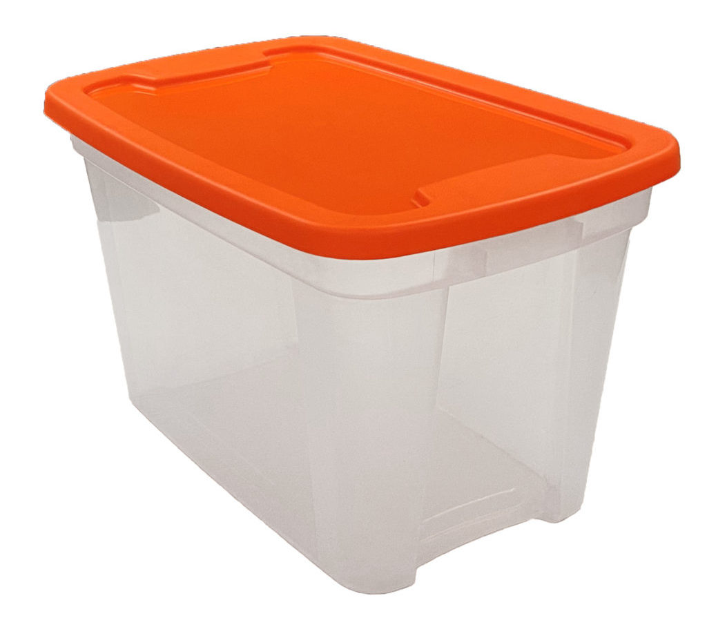 home storage totes, Edge Plastics Inc. Injection Molding Manufacturer, Michigan