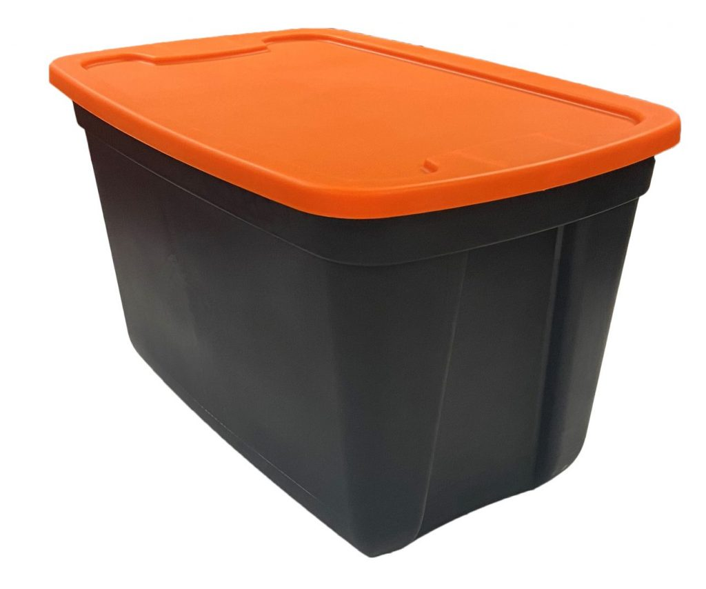 Storage Tote Manufacturing - home industrial injection molding products, Edge Plastics Inc. Indiana