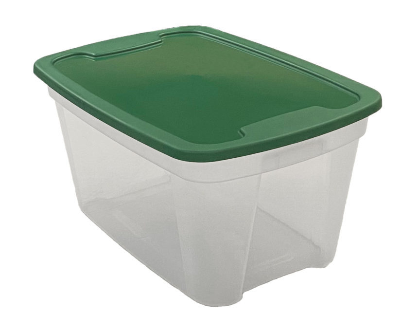 office storage totes, Edge Plastics Inc. Injection Molding Manufacturer, Kentucky