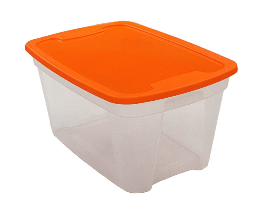office storage totes, Edge Plastics Inc. Injection Molding Manufacturer, Indiana