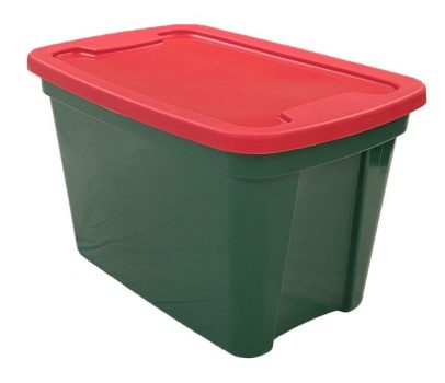 Storage Tote Manufacturing - office storage totes, Edge Plastics Inc. Injection Molding Manufacturer, Indiana