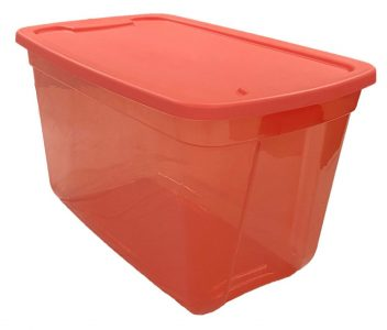 home storage totes, Edge Plastics Inc. Injection Molding Manufacturer, Virginia
