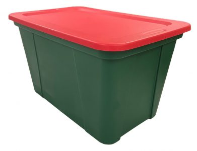 Storage Tote Manufacturing - home storage totes, Edge Plastics Inc. Injection Molding Manufacturer